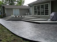 Concrete Patios Gaetano Cement Contractors LLC Lyndhurst, OH