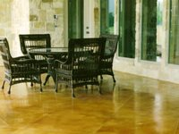 Concrete Patios Holland Decorative Concrete San Antonio, TX
