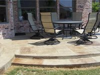 Concrete Patios Deck-O-Art Inc. Dallas, TX