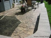 Concrete Patios Integrity Concrete Designs Woodburn, OR