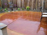 Concrete Patios Rhodes Landscape Design, Inc Sacramento, CA
