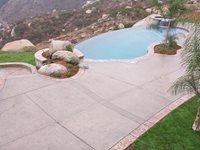 Concrete Pool Decks New Images Concrete Construction Lakeside, CA