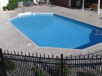 Concrete Pool Decks Concrete Illusions Inc Kankakee, IL
