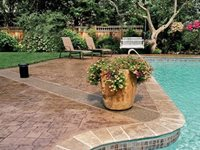 Concrete Pool Decks Custom DesignCrete, Inc Crescent, PA