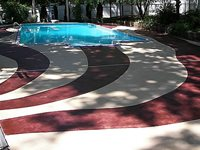 Concrete Pool Decks Level 5 Surfaces LLC Park Ridge, NJ
