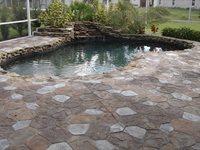 Concrete Pool Decks Impressions Decorative Concrete, Inc Lutz, FL