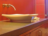 Sinks and Vessels Interior Concrete Designs Lubbock, TX