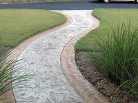 Concrete Walkways Custom Concrete Solutions Selma, TX