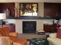Fireplace Surrounds Concrete habitat™ Spokane, WA