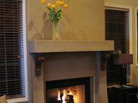 Fireplace Surrounds Trueform Concrete Flanders, NJ