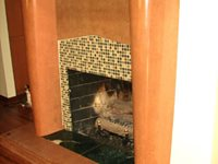 Fireplace Surrounds M Concrete Studios Dayton, OH
