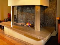 Fireplace Surrounds Ideal Surface Inc. Rocky River, OH