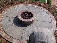 Outdoor Fire Pits New Images Concrete Construction Lakeside, CA