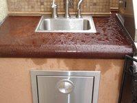 Outdoor Kitchens Steele Custom Concrete - Sacramento