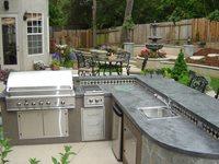 Outdoor Kitchens Granite Bay Landscape Inc Granite Bay, CA