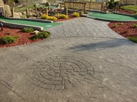 Concrete Patios In Cleveland Akron And Youngstown Oh