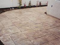 Stamped Concrete Kal-Crete Construction Newbury Park, CA