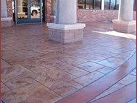 Stamped Concrete Elite Concrete Solutions, LLC Haltom City, TX
