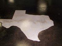 Texas Floor Stencil Site Decorative Crete-Worx Grand Prairie, TX