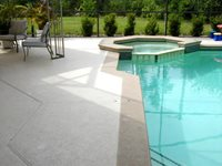 Concrete Pool Decks Clearview Surfacing Inc Oviedo, FL