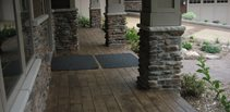 Walkway Stamped Concrete Allstate Decorative Concrete Cokato, MN