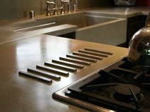 Drainboards And Trivets For Concrete Countertops The