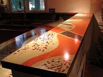 Colorful Countertop