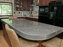 diy concrete price poured countertops