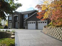 Concrete Driveways Bulach Custom Rock Inver Grove Heights, MN