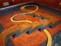 Concrete Floors Decorative Concrete Institute Temple, GA