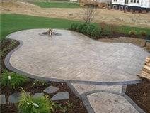 Concrete Patios John's Cement Milford, MI