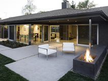 modern patio los angeles concrete patios modal design los angeles ca