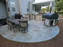 Design Ideas for Stamped Concrete Patios - The Concrete Network