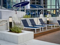 Trademark Concrete Systems, Pool Deck, Wilshire Grand Concrete Walkways Trademark Concrete Systems, Inc. Anaheim, CA