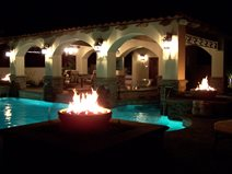 Four, Bowl Outdoor Fire Pits The Green Scene Chatsworth, CA