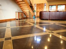 Polished Concrete Floriartisan Spokane, WA