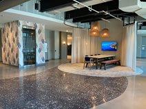 抛光混凝土地板抛光混凝土海德混凝土帕萨迪纳,马里兰州