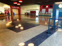 Amc Theater, Polished Concrete Floor Site Missouri Terrazzo St. Louis, MO