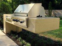 Cantilever Bbq Site Hyde Concrete Pasadena, MD