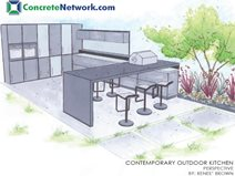 Contemporary Style Site ConcreteNetwork.com