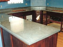 Counter Site Crafted Concepts Huntsville, AL
