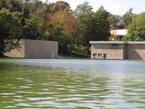 Eden Park Pump Station Site Patterned Concrete of Cincinnati Fairfield, OH