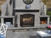 Site Lasting Impressions in Concrete Petaluma, CA