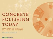 Polishing Ebook Site ConcreteNetwork.com