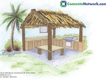 Tropical Style Site ConcreteNetwork.com