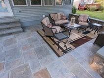 Stamped Concrete Patio Ideas Designs The Concrete Network