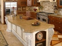 how much are concrete countertops