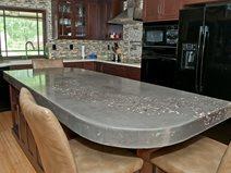 cost of concrete countertops