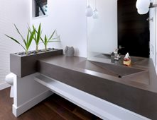Concrete Sinks Pictures Gallery The Concrete Network