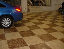 Garage Floors Pictures Gallery The Concrete Network